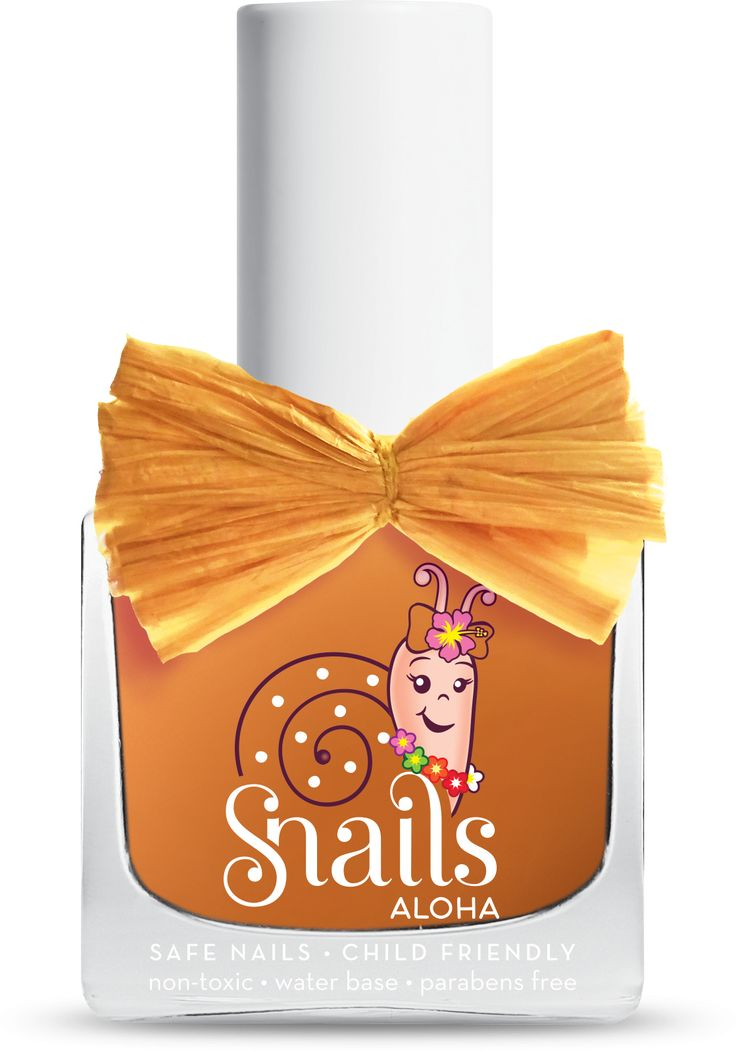 Put your Hula's on and get dancing! Snails Hula is the perfect colour to wear and dance on the sandy beaches of Hawaii!
