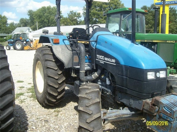 Midwest Tractor Sales - New Holland TS100