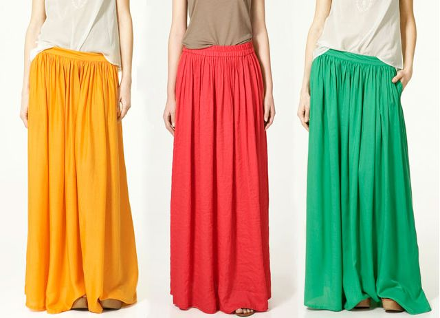 17 Best images about Maxi skirts please! on Pinterest | Maxi ...