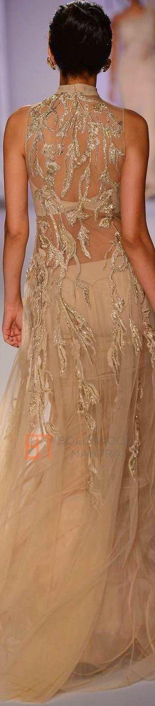 Gaurav Gupta For Amazon INDIA Couture Week 2015 ♕♚εїз | BLAIR SPARKLES |