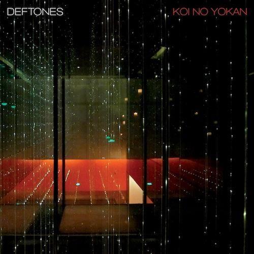 """Escucha """"Koi No Yokan"""", el nuevo disco de Deftones COMPLETO."""
