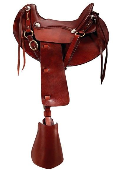 Silla de Marcha Randol's 'Vercors'. Silla de marcha Randol's, fabricada en cuero de Búfalo.