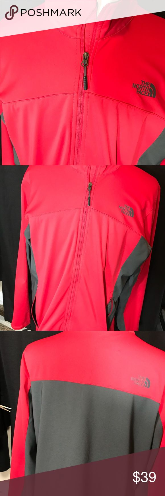 The North Face Mens Jacket Handsome Red and Grey jacket The North Face Jackets & Coats Performance Jackets