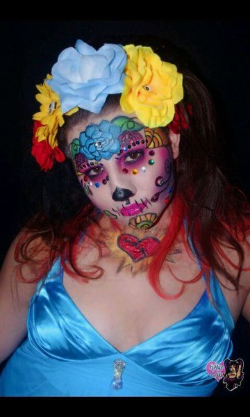 89 best images about day of the dead makeup on pinterest