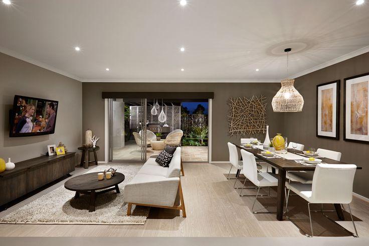 s six | Home Designs | Eight Homes | Family Room | Alfresco