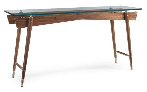 Bungalow Console : Modern Craftsman Occasional : Modern Craftsman : CRF-CONTAB-001 | Caracole Furniture