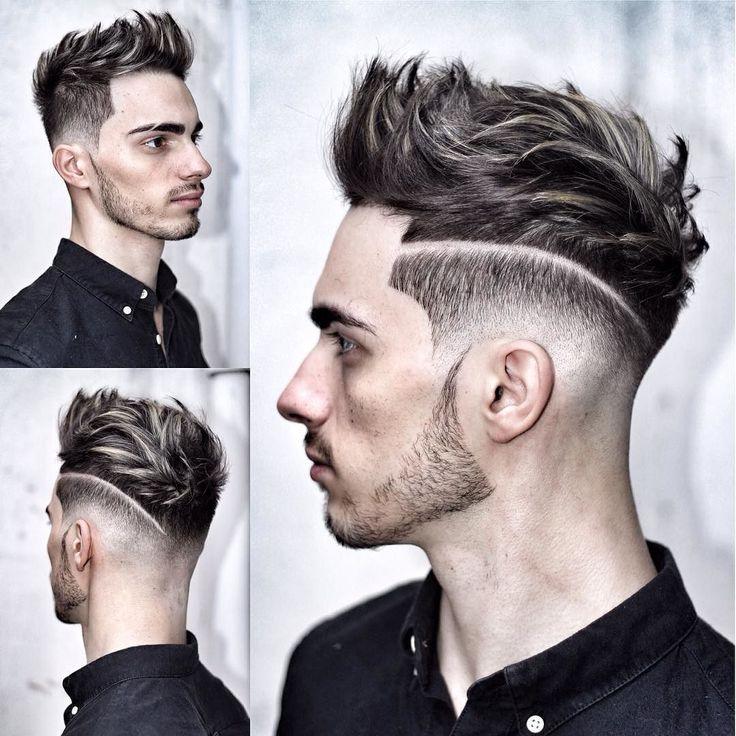 Haircut by ryancullenhair http://ift.tt/1MBfqPN  So Cool