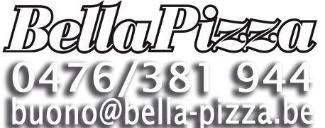 Bella-Pizza - L'art de la pizza vient enfin à vous !