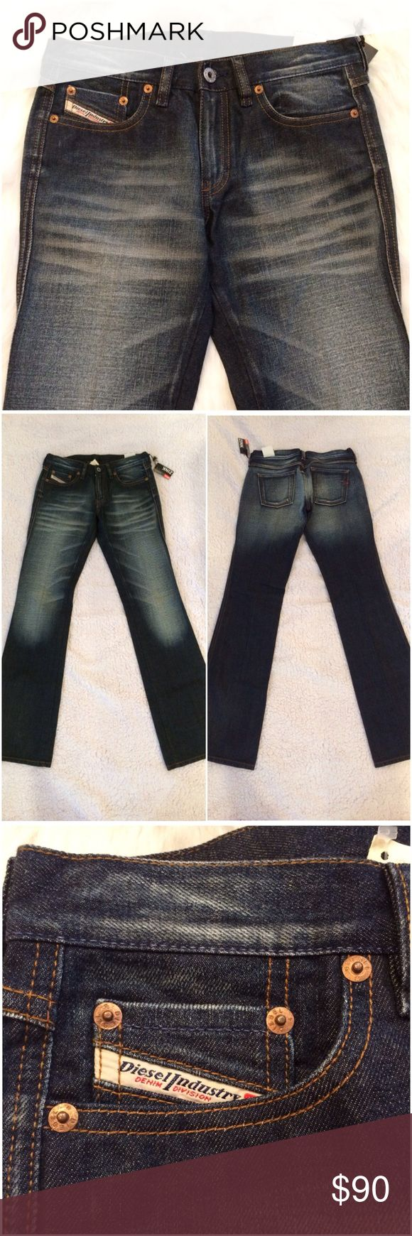 "Diesel Boot Cut Jeans Diesel Boot Cut Jeans  26"" waist 32"" length NWT Diesel Jeans Boot Cut"