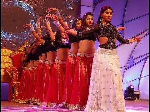 Dance Performances at Santosham 13th Anniversary Awards 2015 function