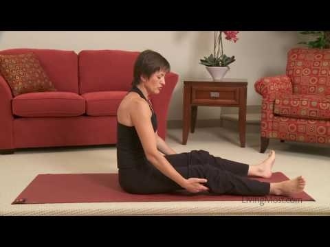 """The Best Pilates Core workout for Beginners-""""Beginner Pilates in Detail"""" DVD@LivingMost & Amazon"""