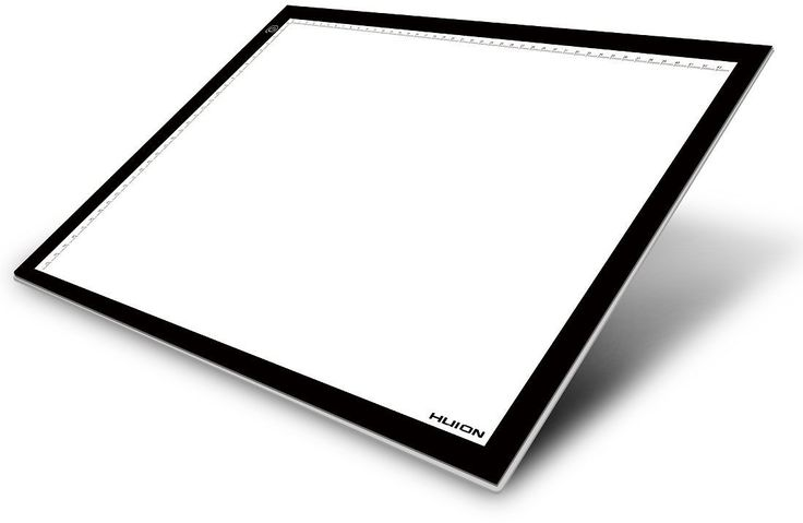 Save 40% On Huion A3 Light Box, Enter UAEAQUXO