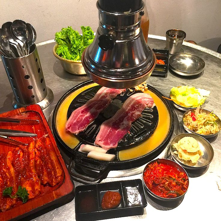 11 Best Korean BBQ Joints in Singapore!