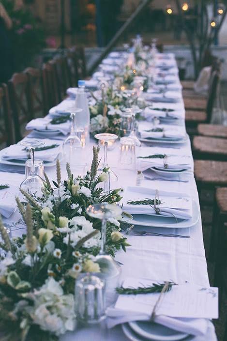 Romantic Beach Wedding in Folegandros