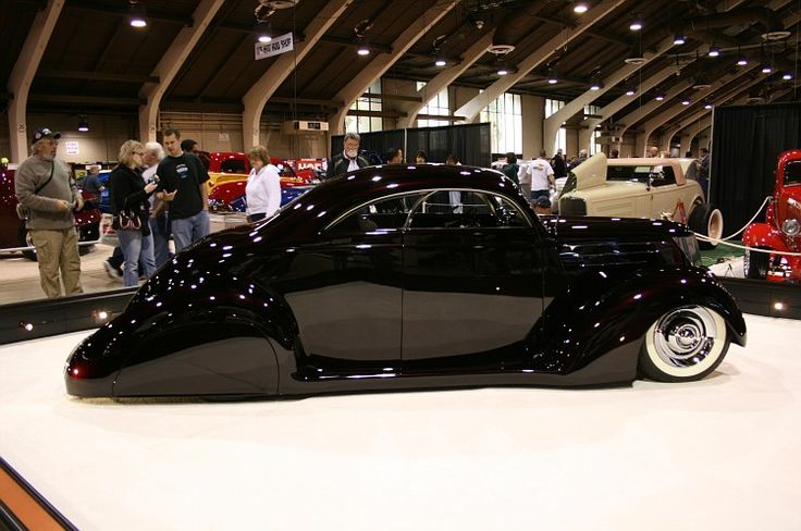 1937 Ford HT belongs to James Hetfield of Metallica | Cars, Lowriders,Trucks & Vintage Rides ...