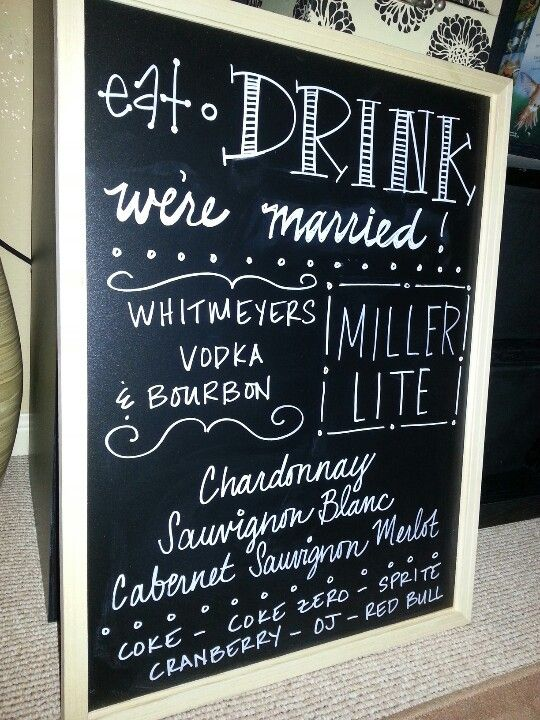 Best 25+ Wedding bar menu ideas on Pinterest Wedding drink menu - sample drink menu template