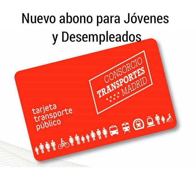 En el mes de octubre de este año los jóvenes madrileños podrán disfrutar de un ahorro importante en su abono transporte. El abono joven se verá ampliado hasta los 26 años con una nueva tarifa plana interzonal mucho más económica.  Por 20 podrán viajar por toda la Comunidad de Madrid usando el abono joven en todas las zonas sin límite entre estas como sucede actualmente. Donde cada zona implica una tarifa diferente:  A: 35; B1: 3960; B2: 45; B3: 5160; C1: 5620 y C2: 6180. Un ahorro muy…