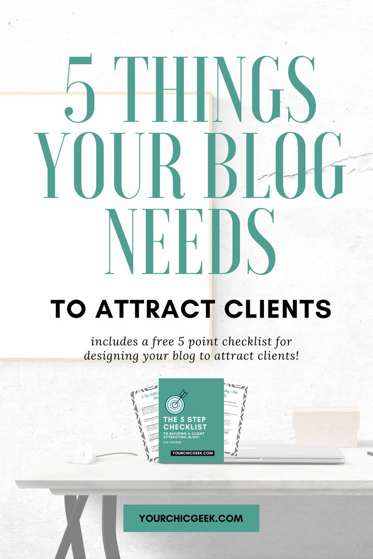 How to Attract Clients to Your Blog. Check out this list of 5 tips for attracting clients to your blog