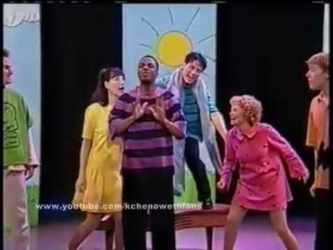 Kristin Chenoweth and Charlie Brown Cast ~ Rosie O'Donnell Show 02 05 99...
