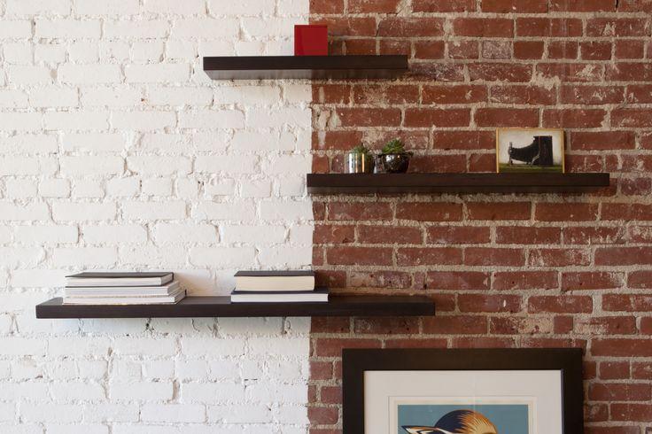 42 Best Floating Wall Shelves Images On Pinterest