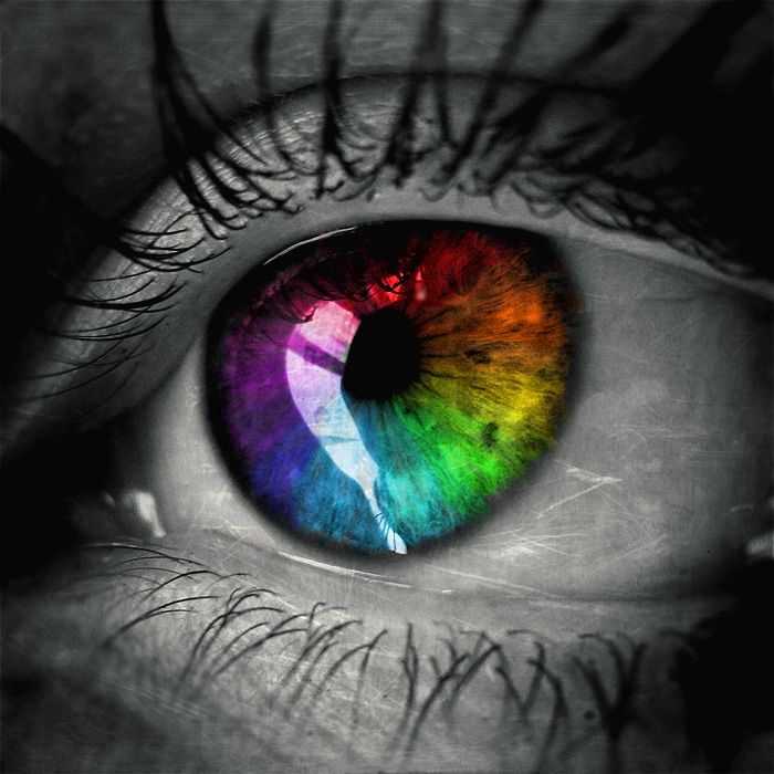 Another Rainbow eye by xXxVelvetBloodxXx.deviantart.com on ...