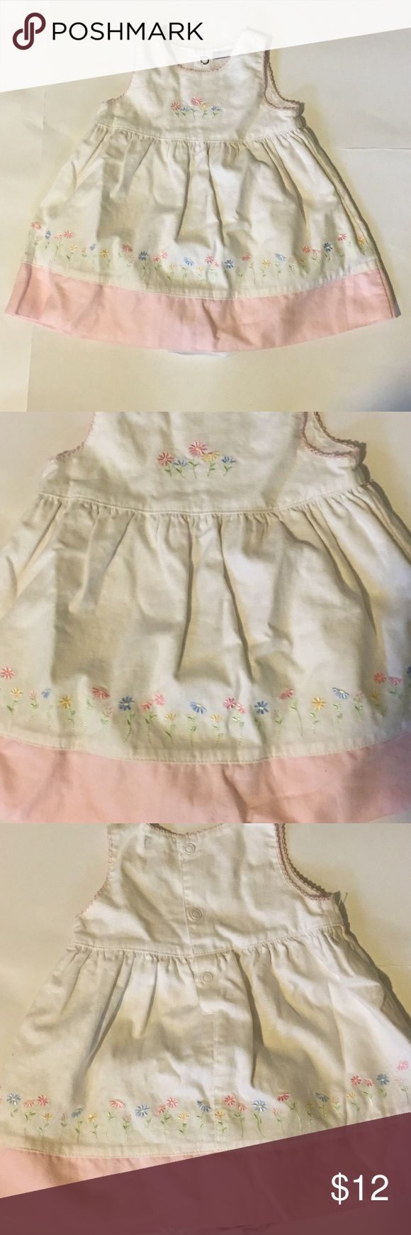 Carter's Dress. Beautiful dress includes bonus bloomers excellent used condition Carter's Dresses