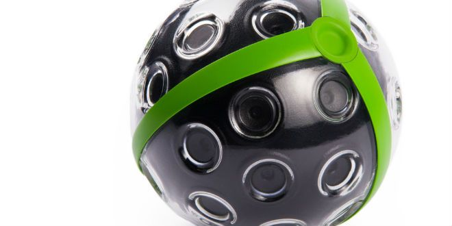 Panono Kameraball: 360 Grad Panorama Bilder mit 72 Megapixel » Digitalweek.de