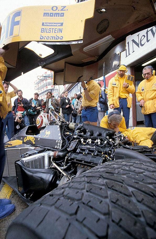 """Williams-Honda: 30 anni fa il grande """"sgarbo"""" 3"""
