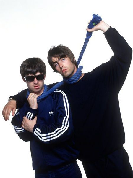 Noel and Liam together
