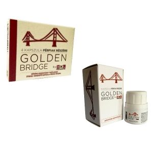 Pastile potenta Golden Bridge | Sexshop Online Xtoys.ro