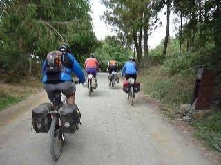 Il Cammino di Santiago de Compostela in Bici