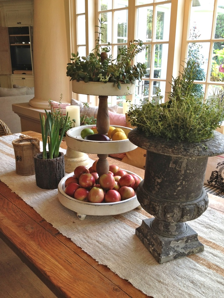 Best 25+ Kitchen table decor everyday ideas on Pinterest
