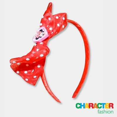 #CharacterFashion Funky Minnie Mouse Alice Band
