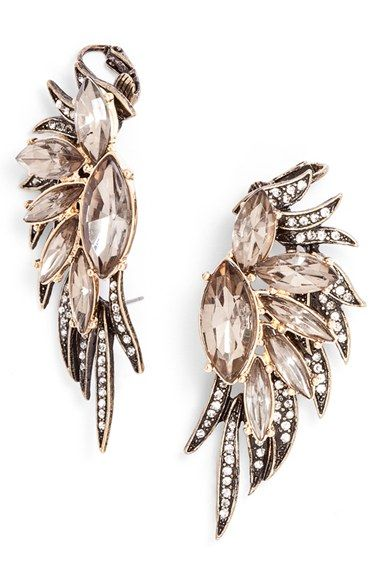 BaubleBar 'Phoenix Wing' Ear Cuffs available at #Nordstrom