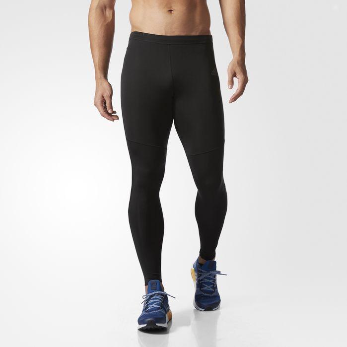 adidas Response Long Tights - Mens Running Tights