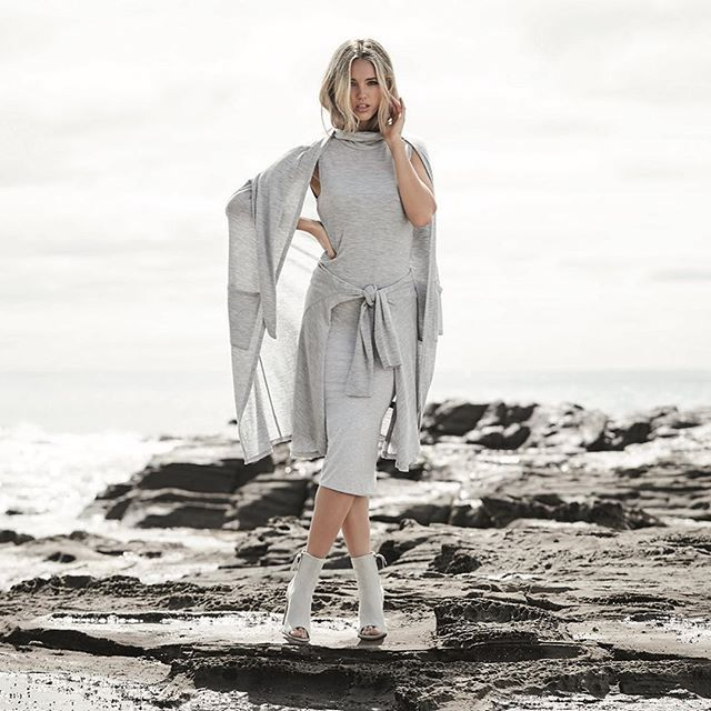 It's official!! The popular Grey Marl Long Cardigan is available to pre-order from today. It's like Christmas all over again... Contact your Bra Fit Specialist to schedule a fitting before they run out! #loveintimo #brachat #getfitted #feelgoodfit