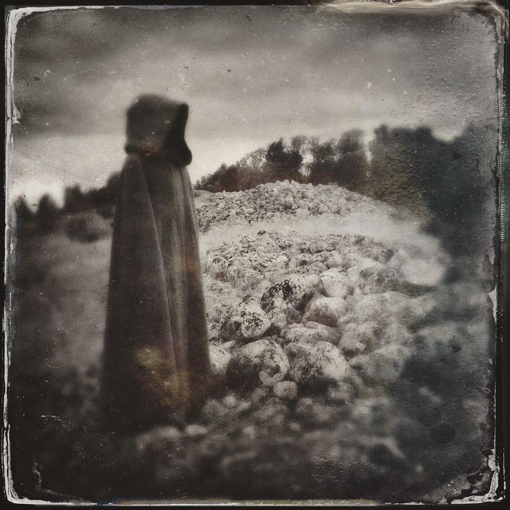 Photo: Ulf Rehnholm #tintype #deathportrait #rehnholm #photo #art