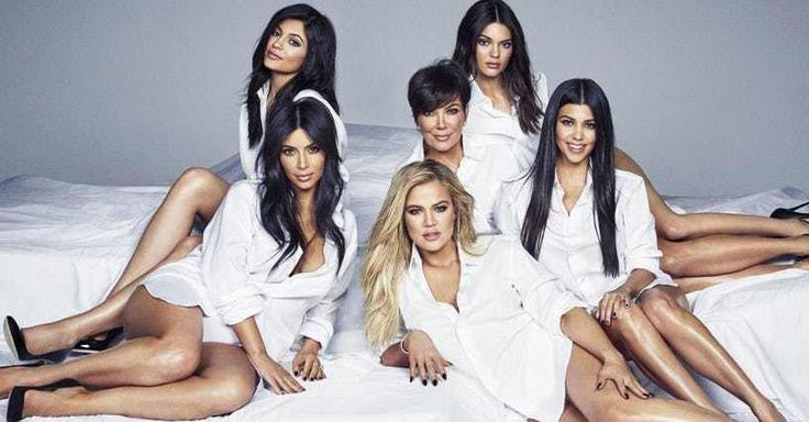 Members of the Kardashian Family   List of Kardashian Family Names
