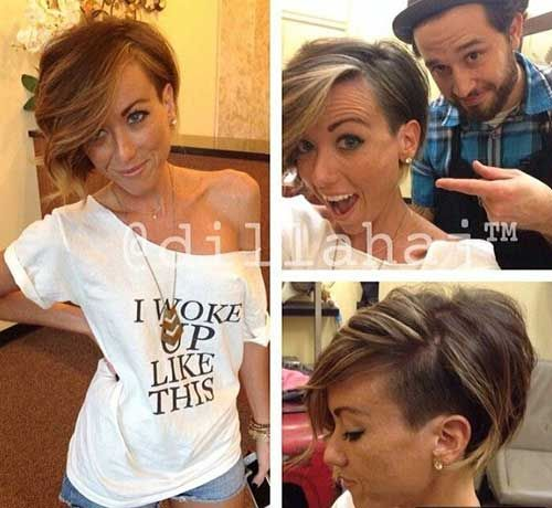 15 Cute Short Hair Cuts For Girls - Love this Hair