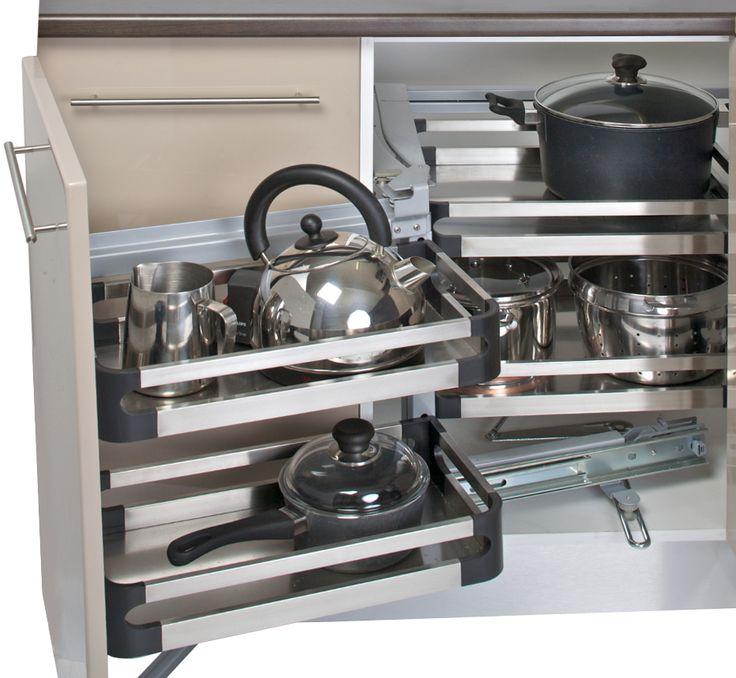 Best 25 Kitchen Corner Cupboard Ideas On Pinterest