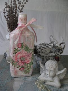 12. shabby and decoupage