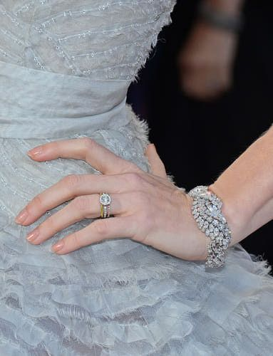 Amy Adams engagment ring
