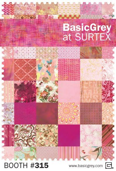 BasicGrey at Surtex
