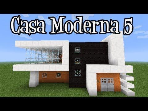 Las 25 mejores ideas sobre casa minecraft moderna en for Casas modernas minecraft 0 9 5