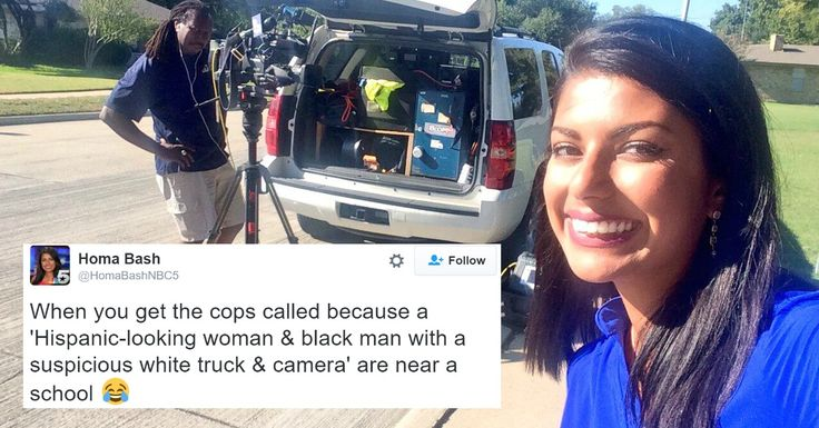 This Reporter Had The Cops Called On Her For Being 'Hispanic With A Suspicious Truck'
