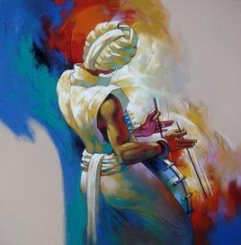 Artist Name: Shankar Gojare, Title: Musician