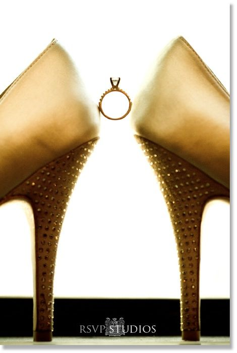 ring shot with shoes <3