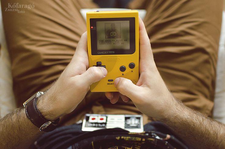 gameboy by kofaragozsuzsiphotos www.facebook.com/kofaragozsuzsiphotos