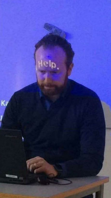 When you work as an IT support guy and your customer already turned it off and on #lol #funny #rofl #memes #lmao #hilarious #cute