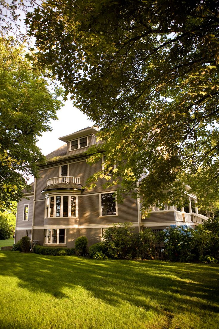 Restored heritage home. Great wedding venue in the Vancouver area.